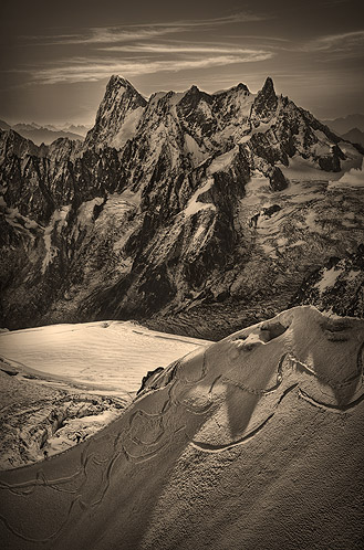 Journey of Composition, Chamonix, French Alps