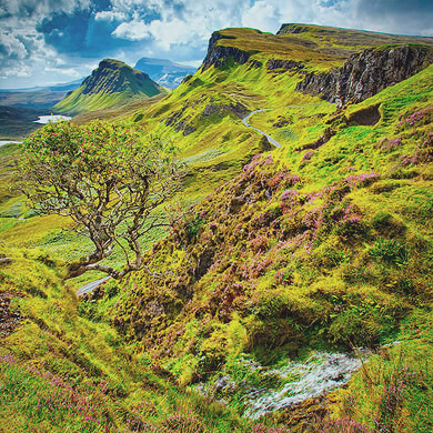 The Trotternish Ridge, Isle of Skye, Scotland