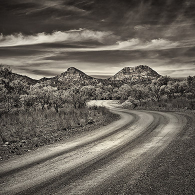 Winding Road, Flinders Ranges, SA
